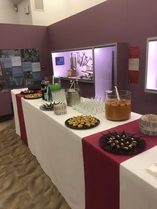 Les Tabliers au musée gourmand du Chocolat – Choco Story